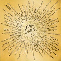 grateful words