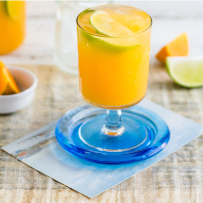 Orange Crush Mocktail