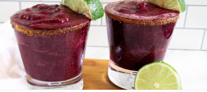 Virgin Berry Margarita