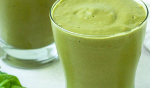 liquid gold green smoothie