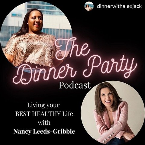 nancy leeds gribble on the dinner party